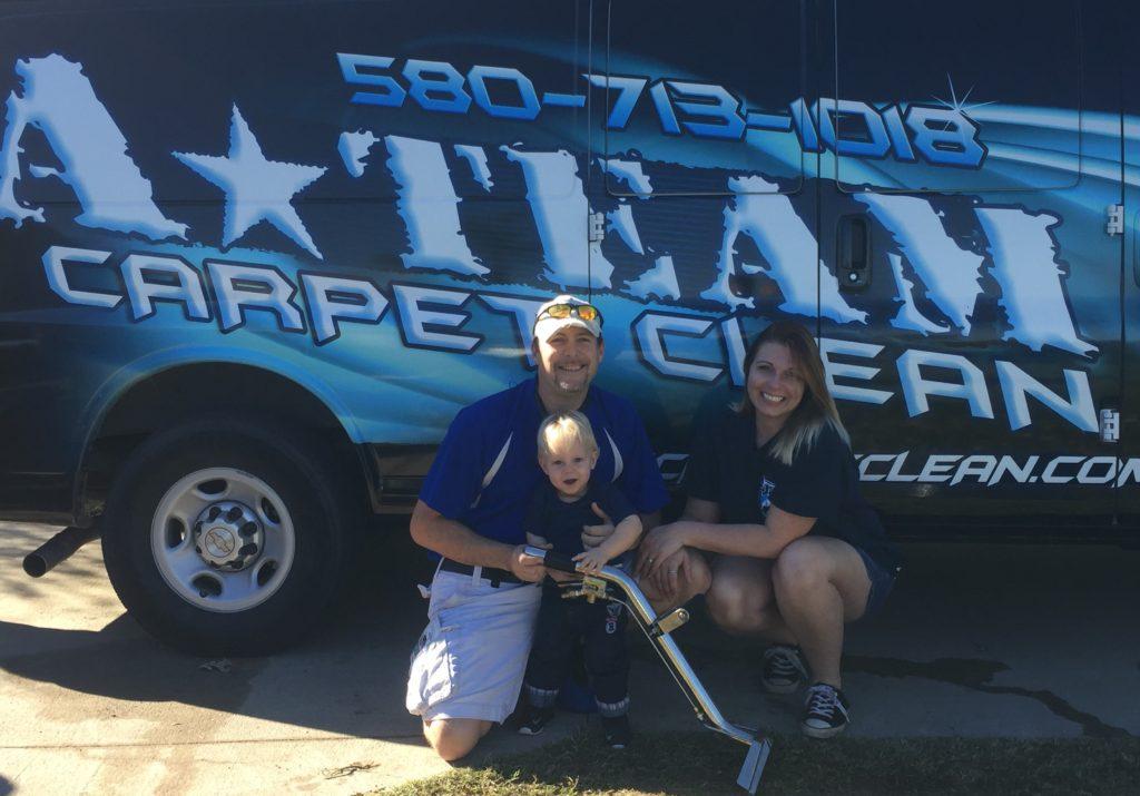 Blog | A-Team Carpet Clean- Lawton and