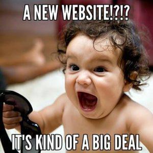 new improved website