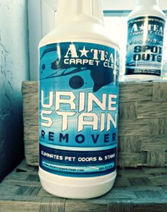 best carpet stain and pet urine remover