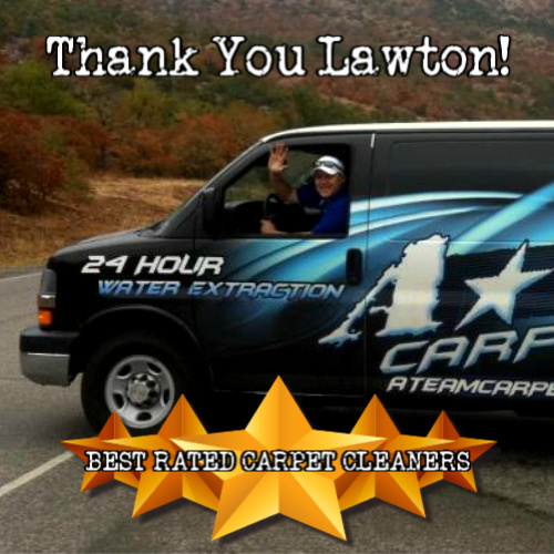 Lawton's Best Rated Carpet Cleaner | A