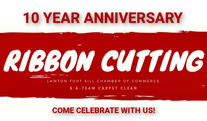 10 Year Anniversary Ribbon Cutting