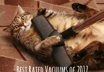 best rated vacuums 2017