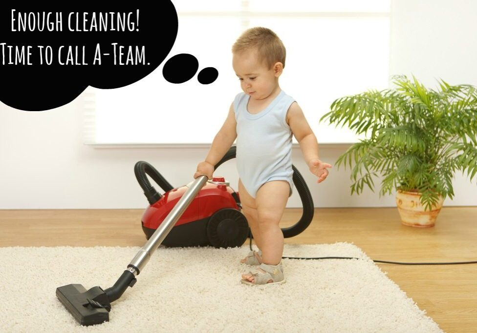 enough baby cleaning